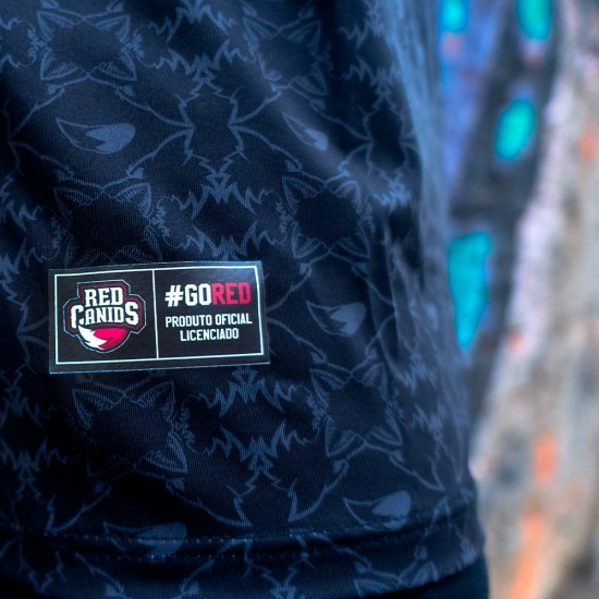 UNIFORME RED CANIDS 2021 - PRETO