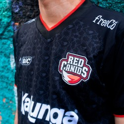 UNIFORME RED CANIDS 2021 - PRETO