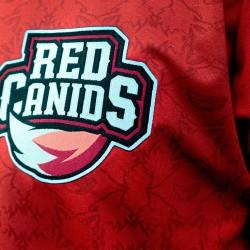 UNIFORME RED CANIDS 2021 - VERMELHO